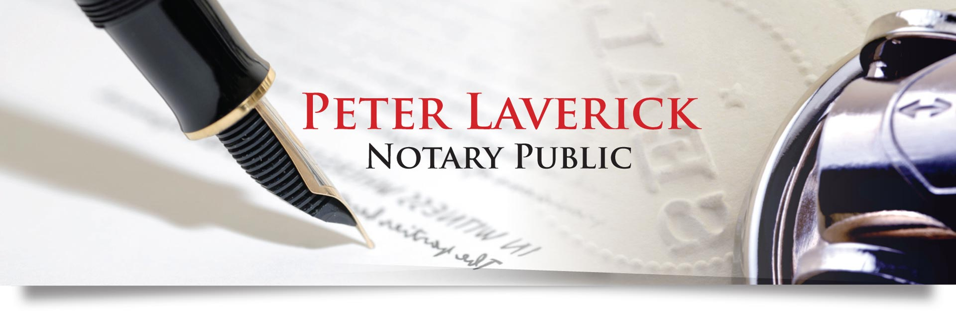 notary public Chichester West Sussex